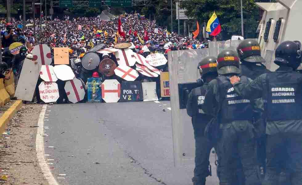 Rebelión, Resistencia y Revelación