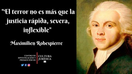 El régimen del terror: de Maximilien Robespierre a Nicolás Maduro