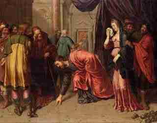 La idea de fraude procesal en el evangelio según San Juan.