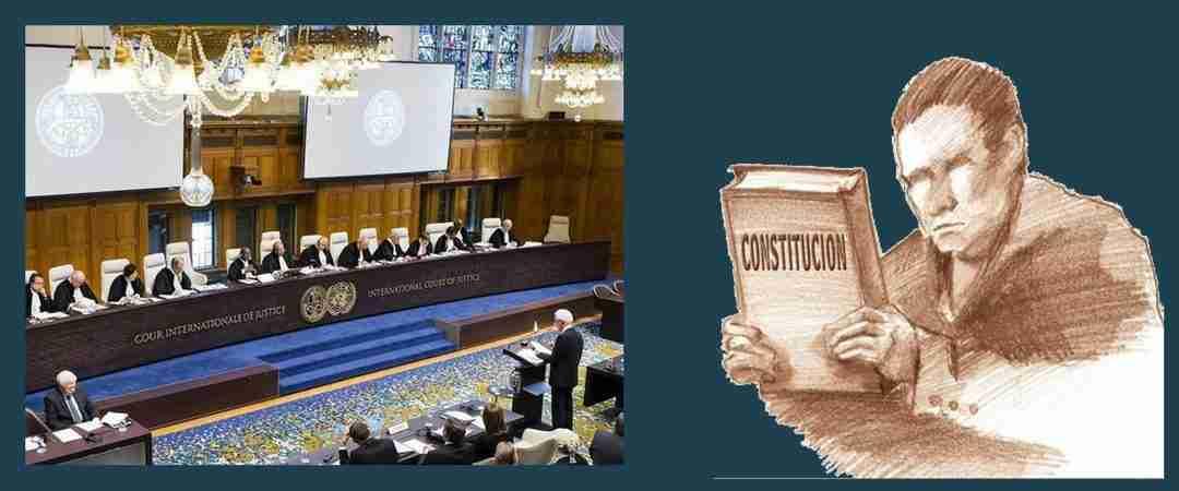 Supremacía Constitucional Vs Jurisdicción Universal