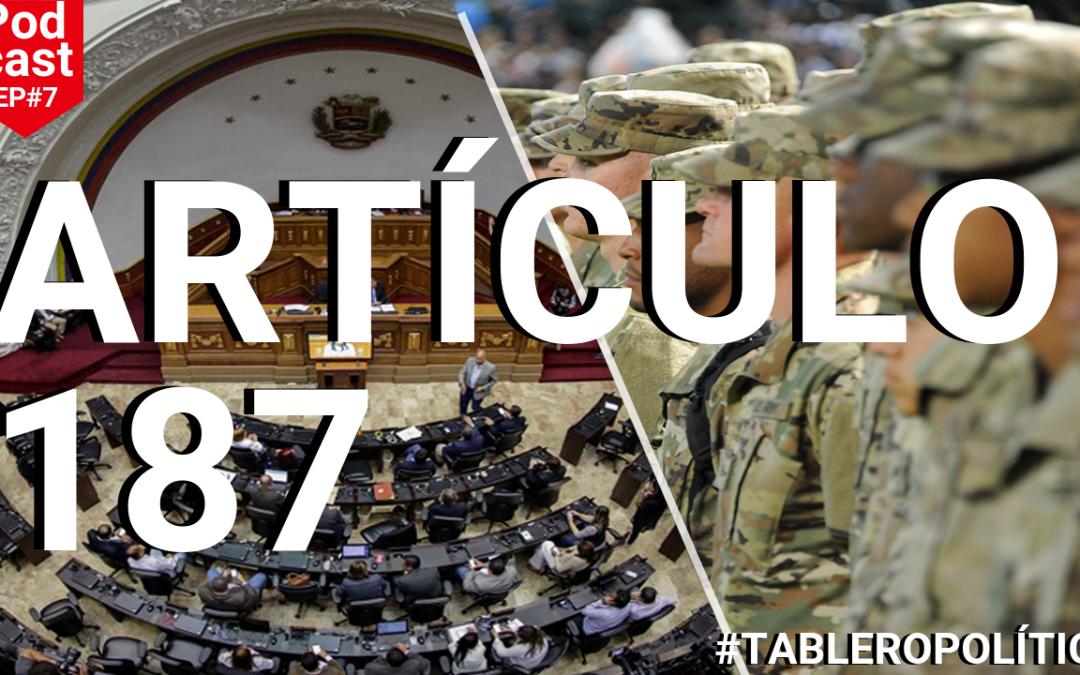 A propósito del artículo 187.11 constitucional
