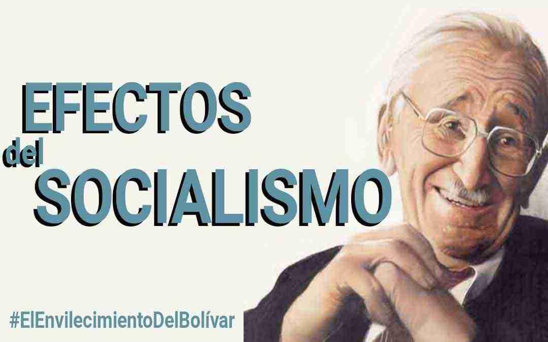 Efectos del socialismo