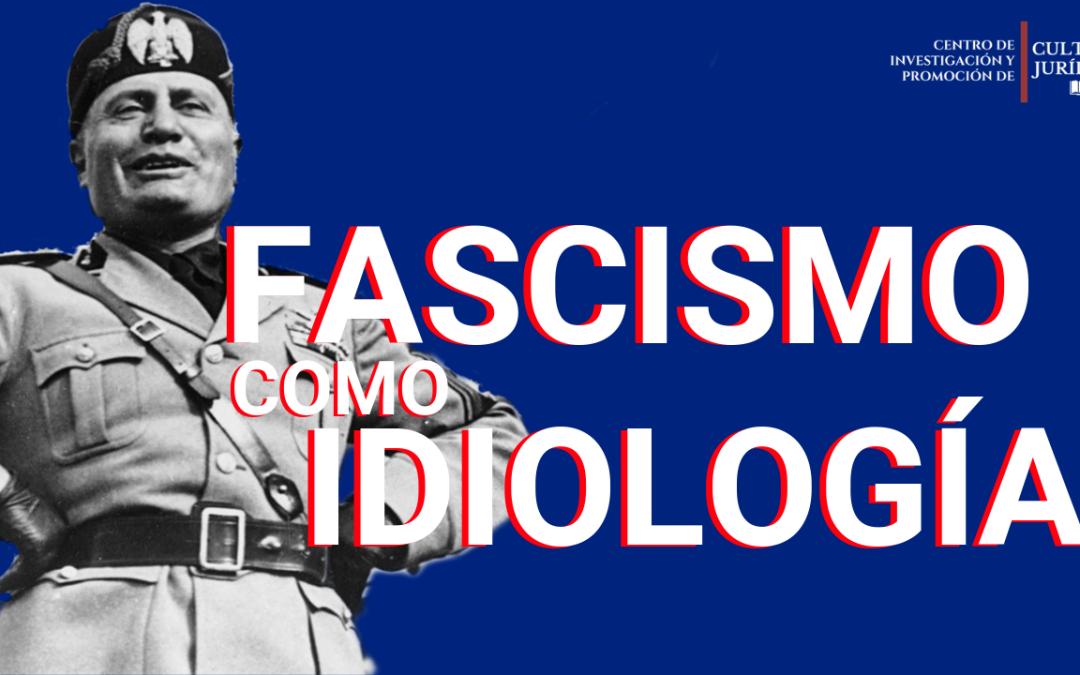 (vídeos) El fascismo italiano