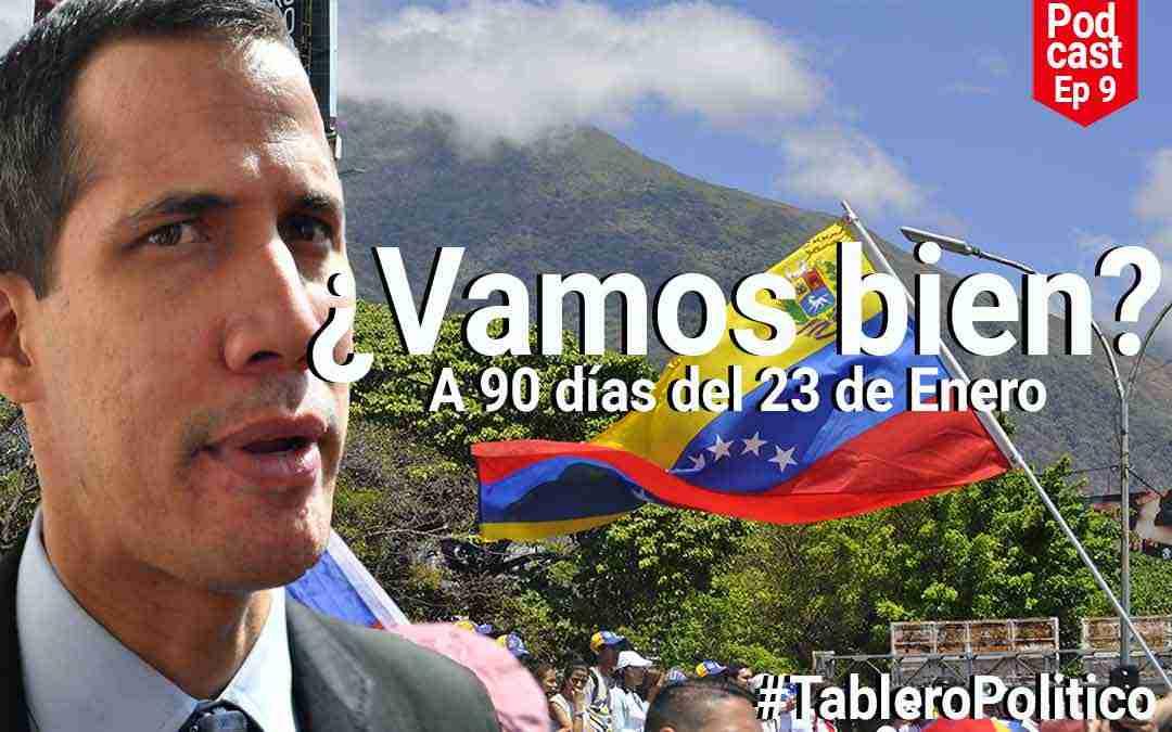 90 días de encargaduría de Juan Guaidó | Tablero Político #Podcast