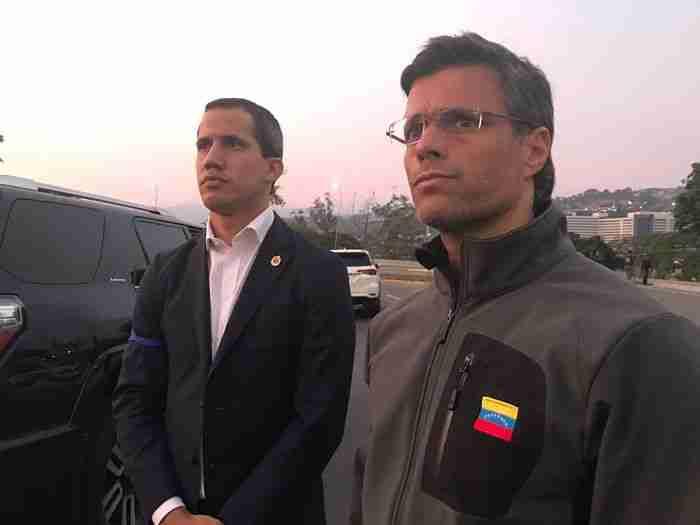 López sin posibilidad de asilo político en la embajada de España