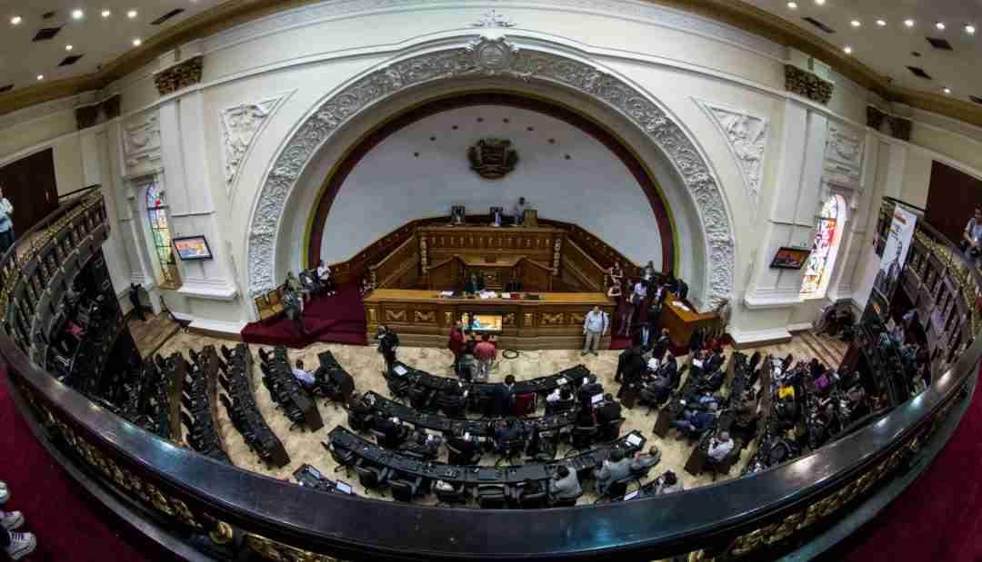 Se reincorporan los diputados del PSUV ¿o exdiputados?
