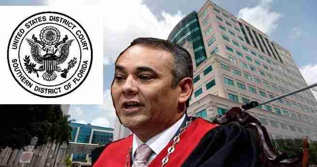 Caso EE.UU vs. Maikel José Moreno Pérez. Un resumen de la denuncia criminal –criminal complaint- en su contra.