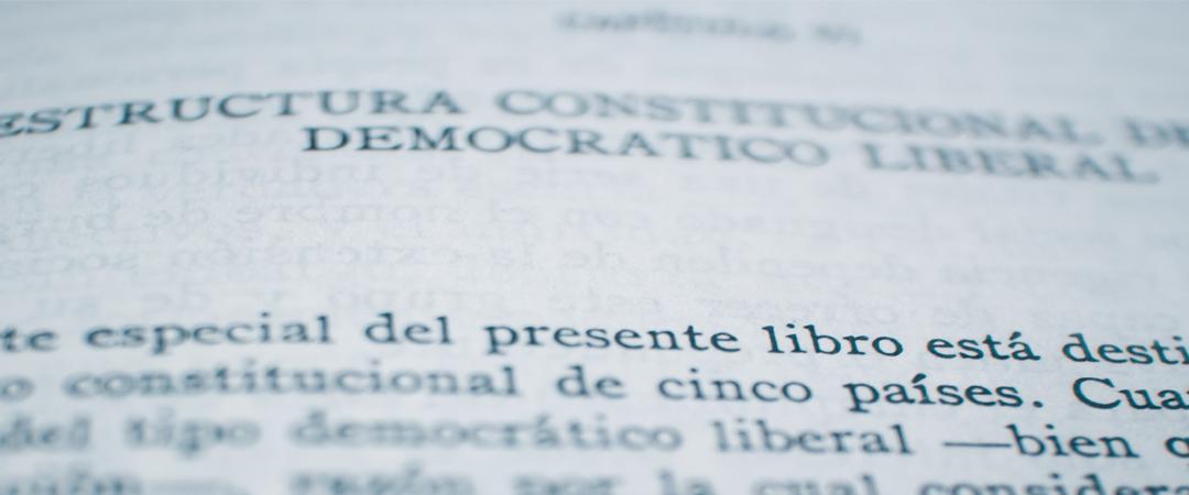 ESTADO DE ALARMA, DIÁLOGO INTER-INSTITUCIONAL Y CONSTITUCIÓN