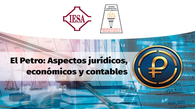 EL PETRO ASPECTOS JURÍDICOS, ECONÓMICOS Y CONTABLES